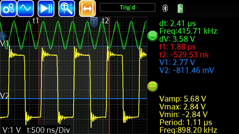 ar-oscilloscope com|Wireless Oscilloscope|logic analyzer|spectrum